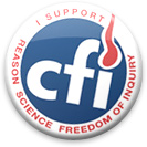 I Support Reason, Science, and Freedom of Inquiry