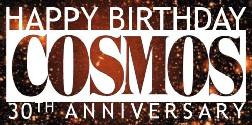 Happy Birthday COSMOS!