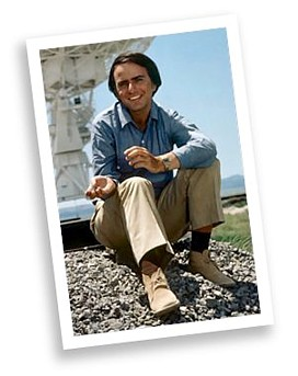 COSMOS: Carl Sagan at the VLA