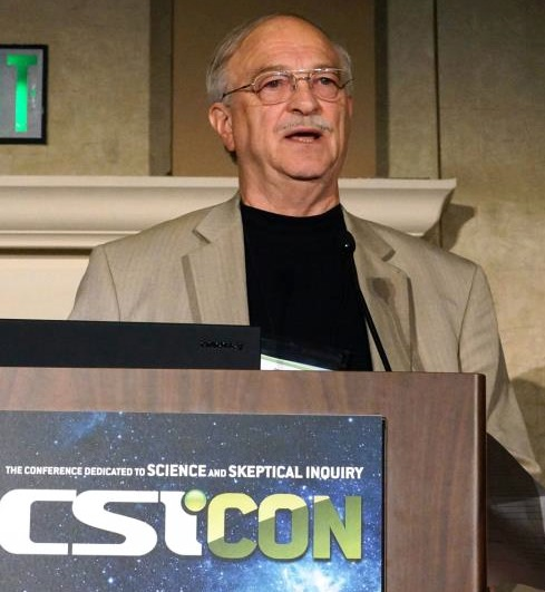 Joe Nickell csicon 2012