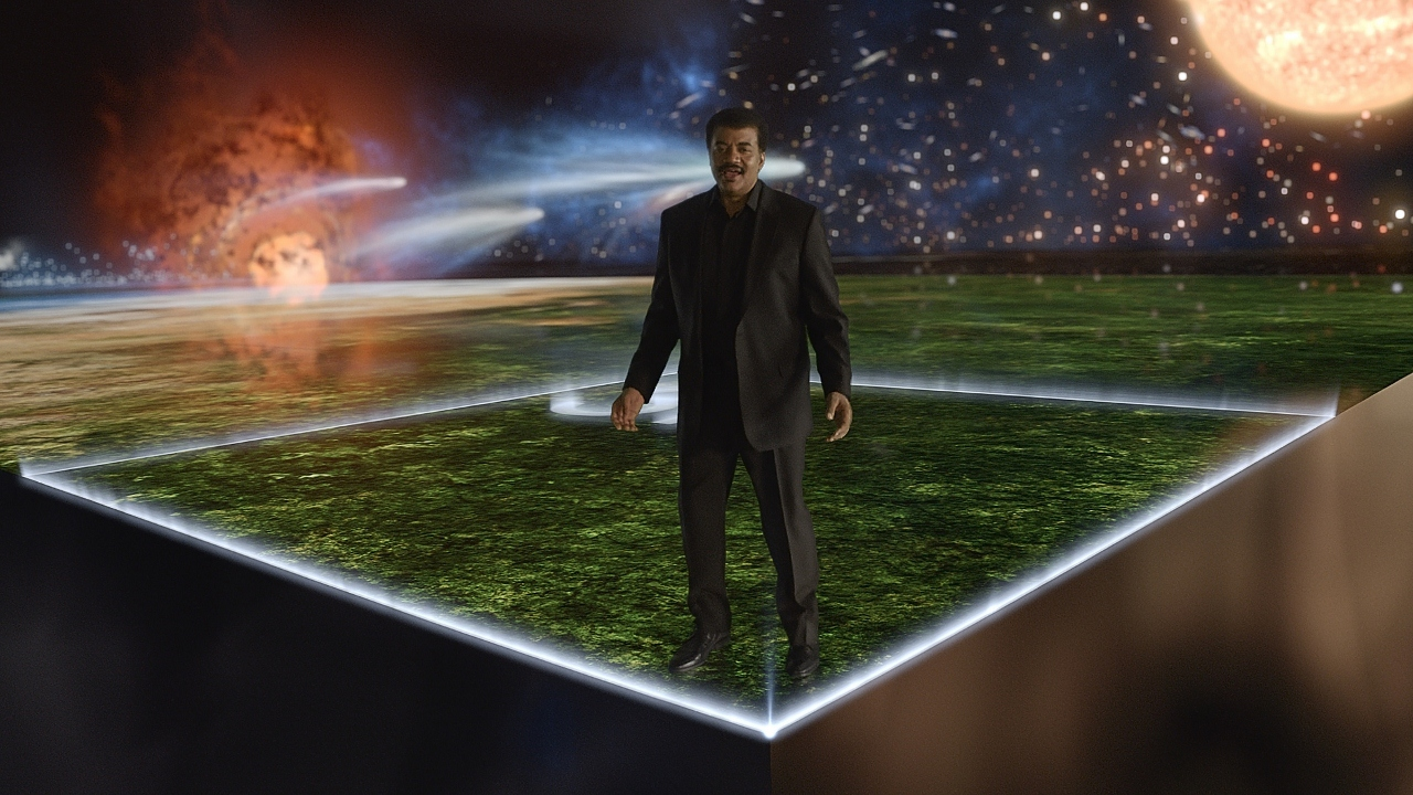 COSMOS Neil deGrasse Tyson - March 9, 9PM on FOX