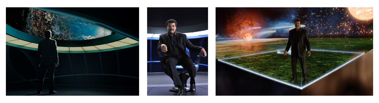 COSMOS: A SPACETIME ODYSSEY - Neil deGrasse Tyson, Host