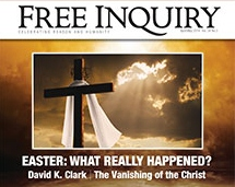 Free Inquiry Magazine