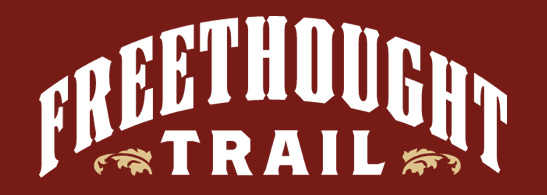 freethought trail logo banner email