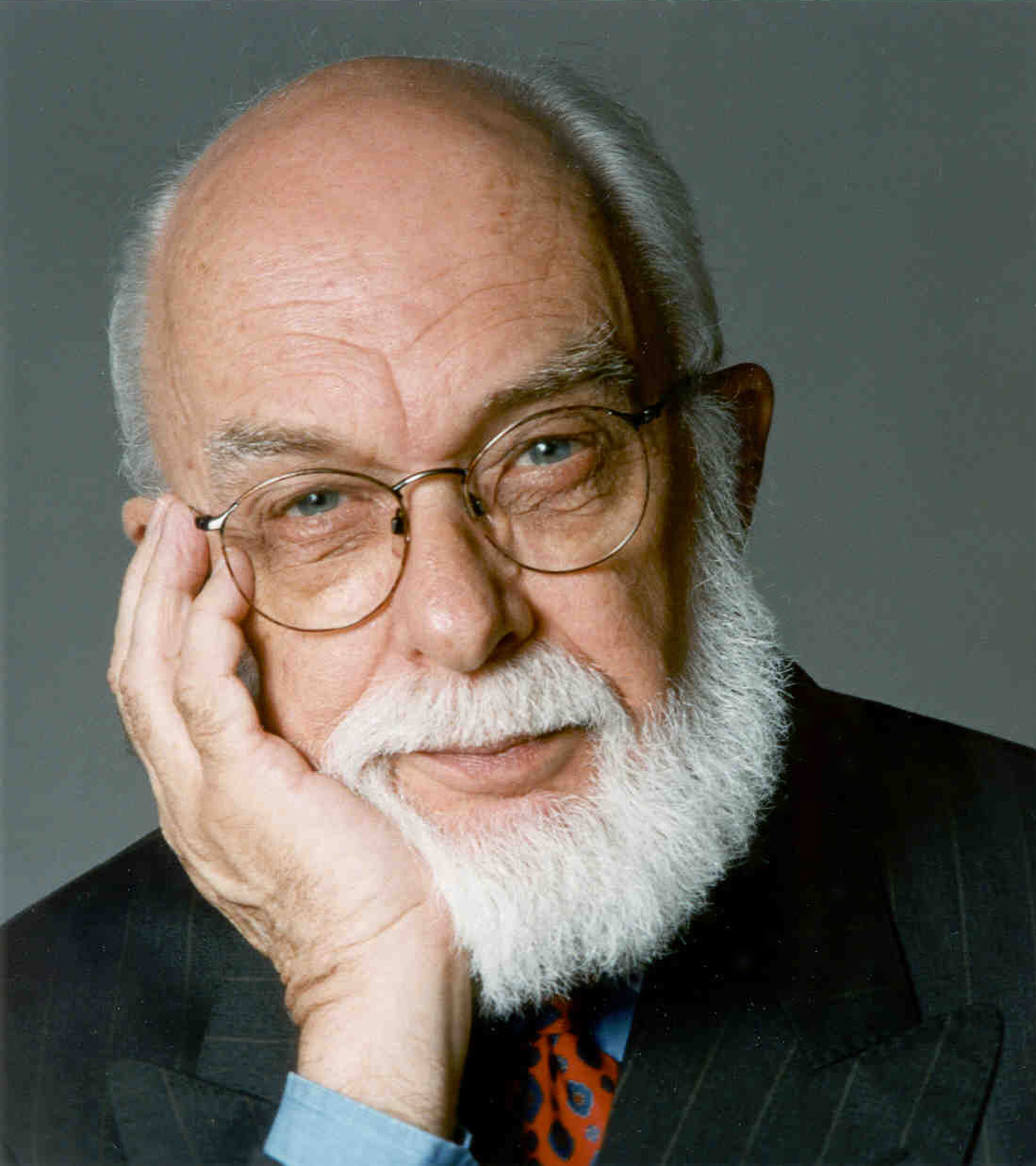 James Randi Headshot