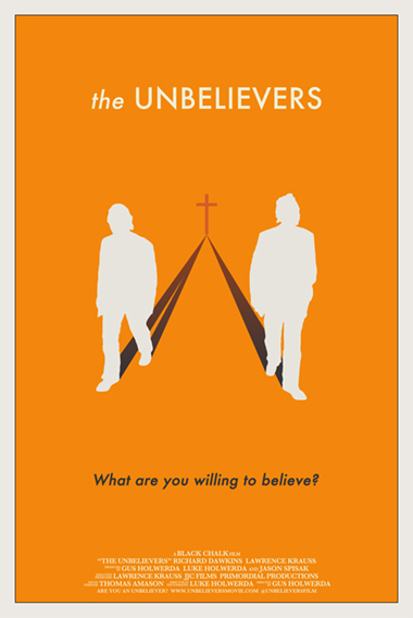 """The Unbelievers"" Movie with Richard Dawkins &"