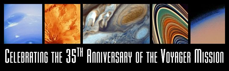 35th Anniversary of Voyager