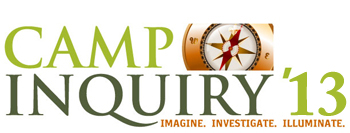 Camp Inquiry 2013 logo