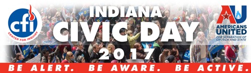 Indiana Civic Day 2017
