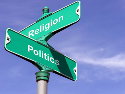 religion and politics image