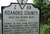 roanoke sign